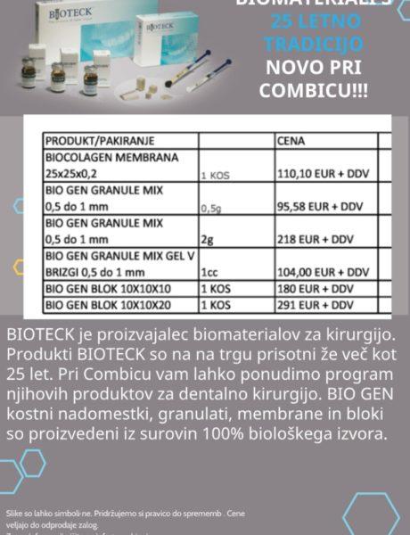 BIOTECK BIOMATERIALI LETAK STRAN 2